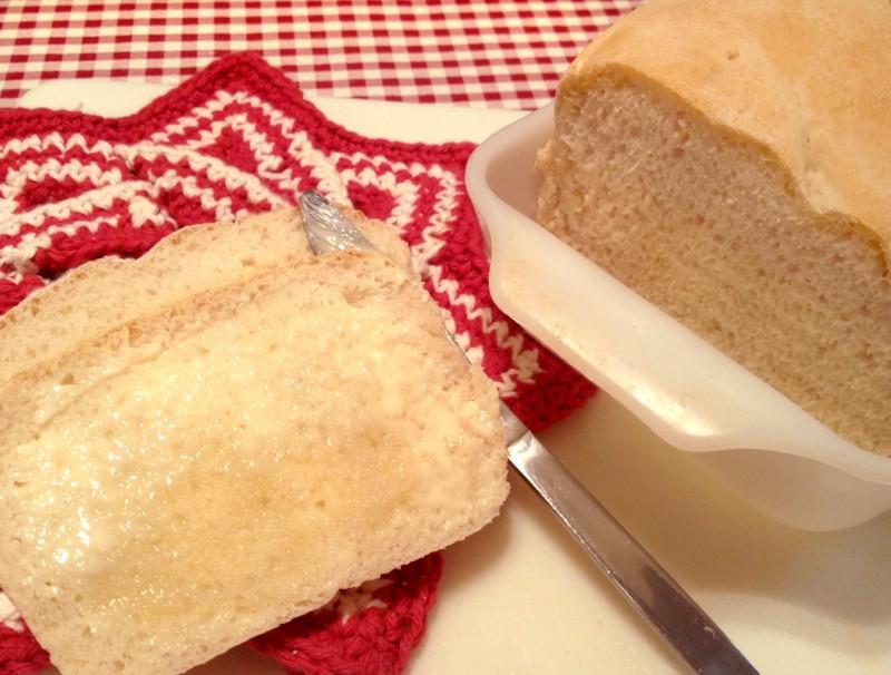 fluffy bread machine recipe