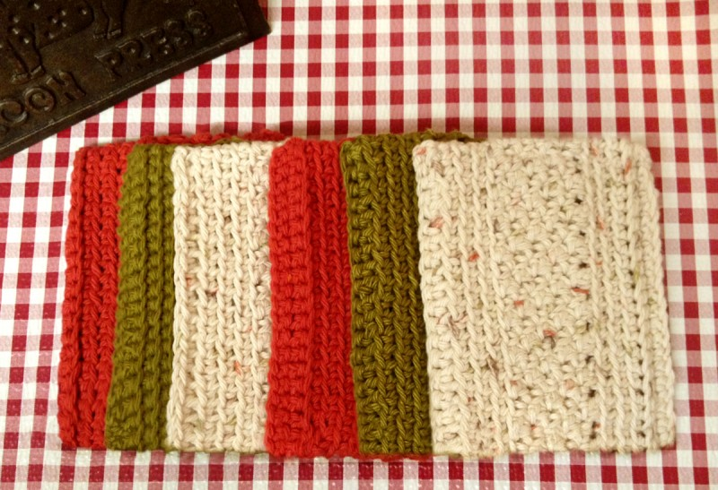 Crocheted Kitchen Sponges