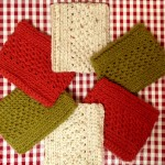 Crocheted Kitchen Sponges