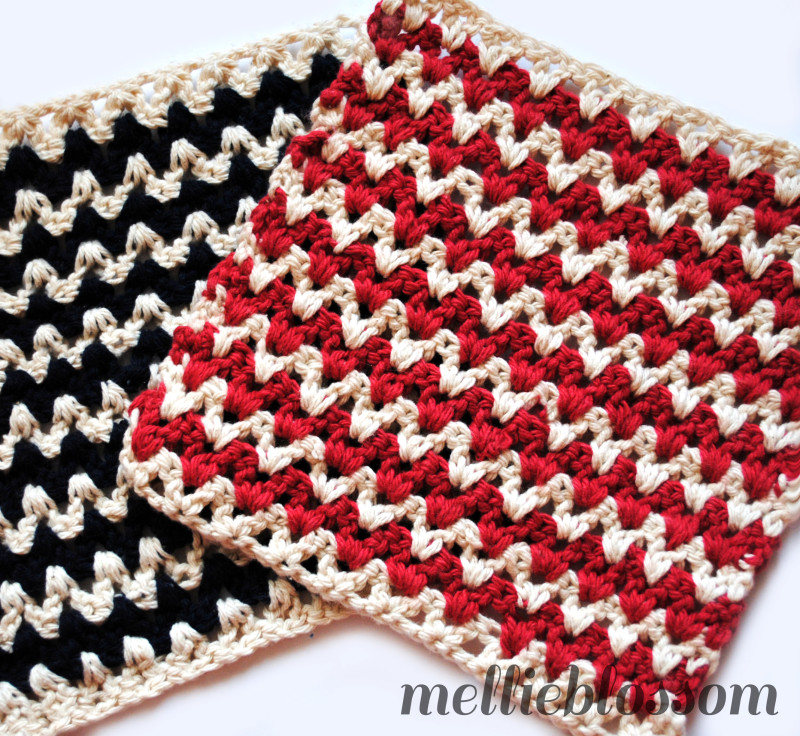 Crochet Stitches Dishcloths : Crochet Dishcloths Patterns Browse Pictures