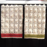 Crochet Towels