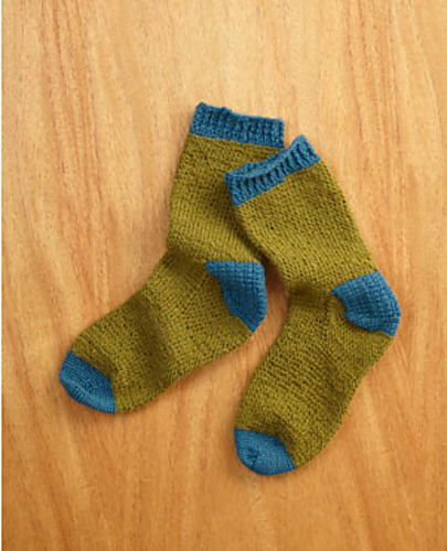 Crochet Gifts for Men - Men's Crochet Socks