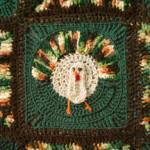 Thanksgiving Crochet Blanket