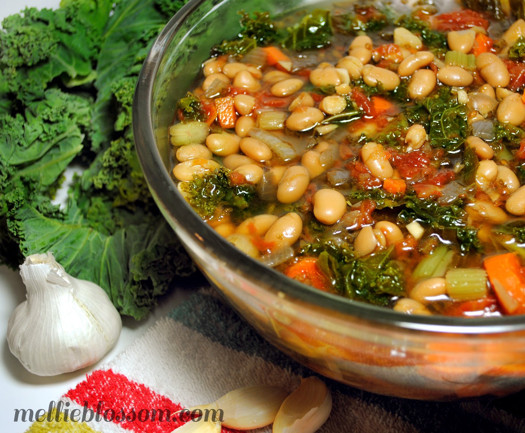 Kale Soup for the Crockpot