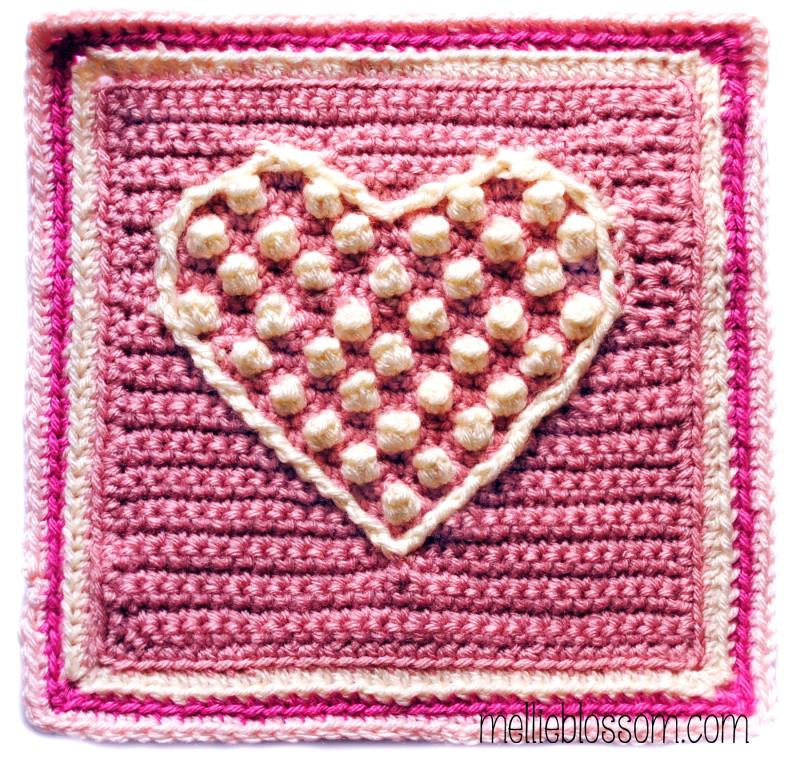 Pink Crochet - Swap Squares