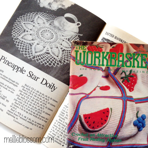 Workbasket Magazine