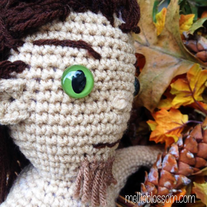 Crochet Chiron