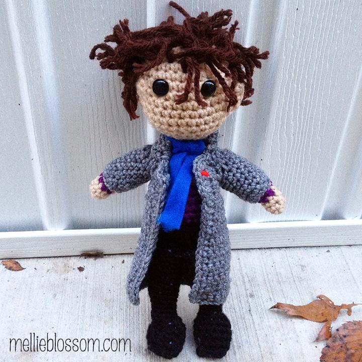 290a995ff Crochet Sherlock Holmes - mellieblososm.com