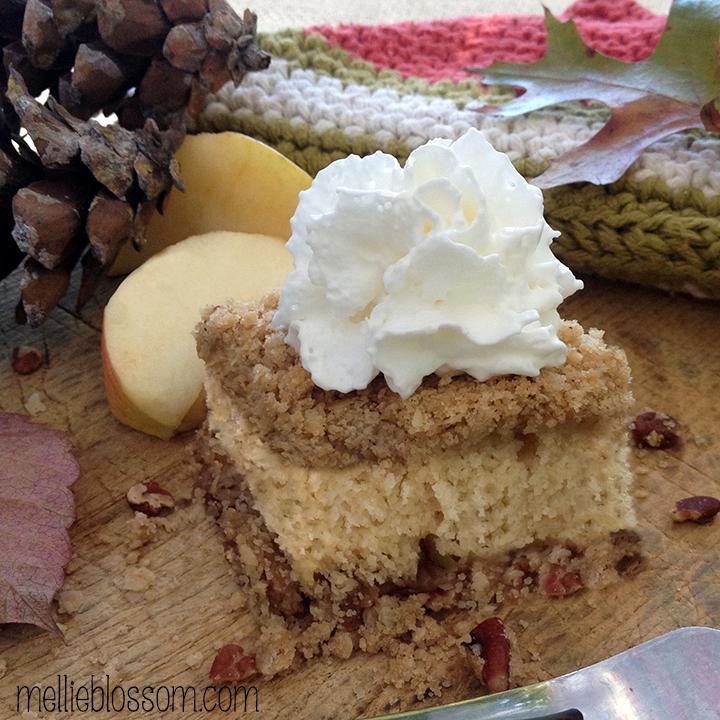Hot Apple Cake Recipe