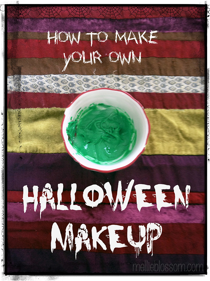 Homemade Halloween Makeup