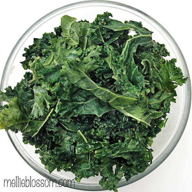 how to fix kale to eat