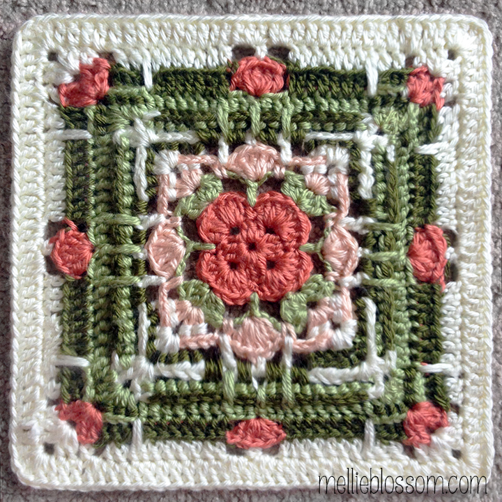 Crochet Along : crochet-along Archives - mellie blossom