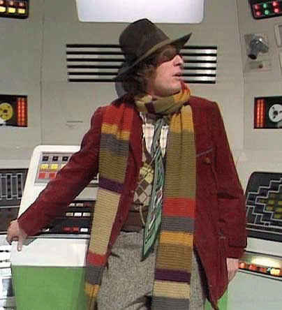 Dr Who Fourth Doctor